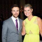 James Hinchcliffe and Christine Simpson